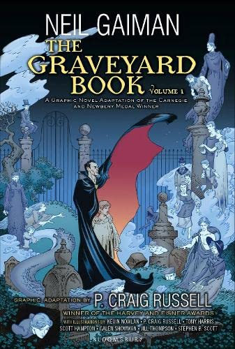 9781408858998: The Graveyard Book Graphic Novel: Part 1