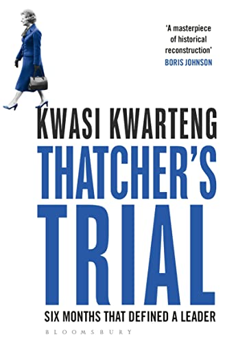 9781408859186: Thatcher's Trial