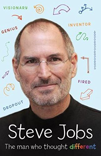 9781408860076: Steve Jobs: The Man Who Thought Different