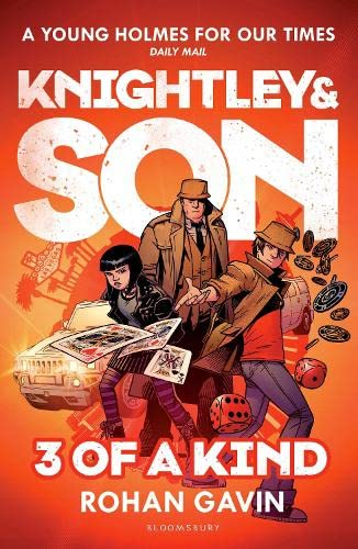 9781408860083: 3 of a Kind (Knightley and Son)