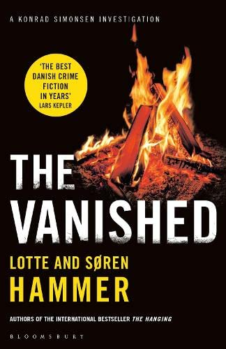 9781408860328: The Vanished (A Konrad Simonsen Thriller)