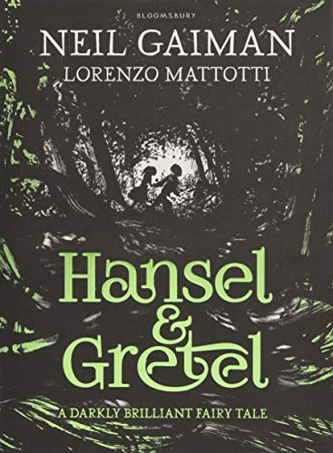 Hansel and Gretel Signed Neil Gaiman