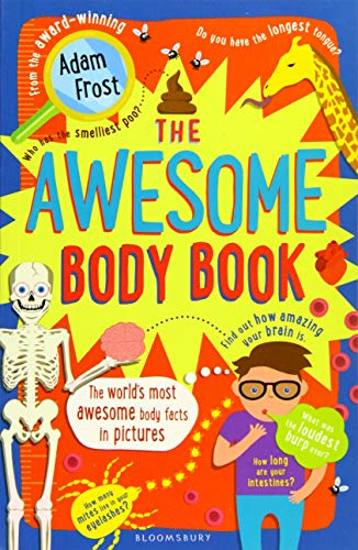 9781408862353: The Awesome Body Book