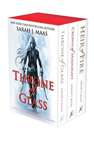 9781408862438: Throne of Glass: 1-3