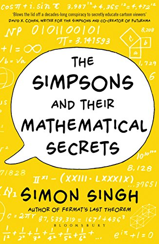 9781408862827: Simpsons and Their Mathematical Secrets [Paperback] SIMON SINGH