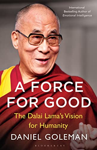 9781408863473: A Force for Good: The Dalai Lama's Vision for Our World