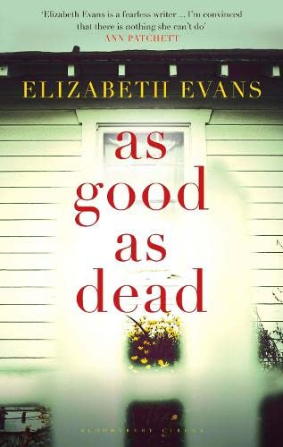 As Good as Dead: EVANS ELIZABETH