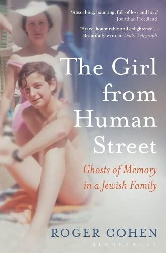 9781408863909: The Girl From Human Street