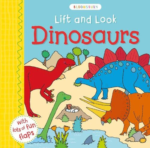 9781408864067: Lift and Look Dinosaurs