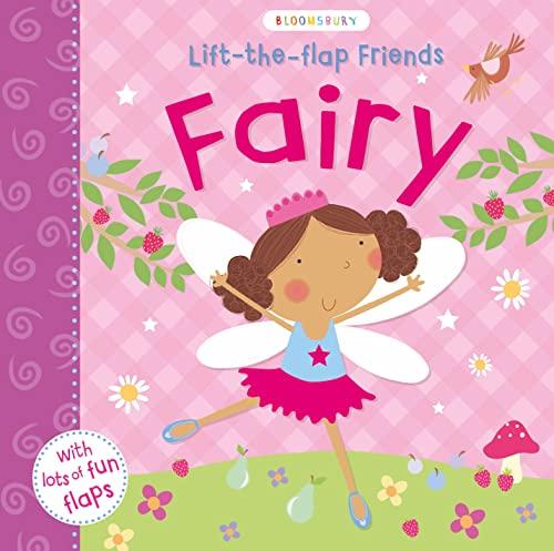 Lift-the-flap Friends Fairy: Sophie Hanton