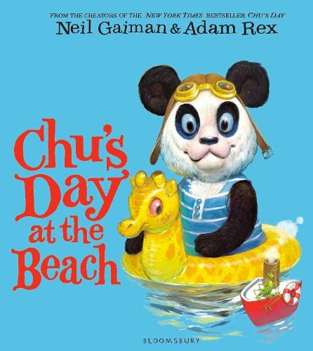 9781408864357: Chu's Day at the Beach