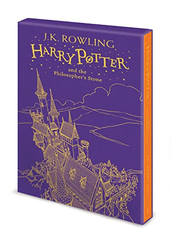 9781408865262: Harry Potter & Philosophers Stne Gift Ed