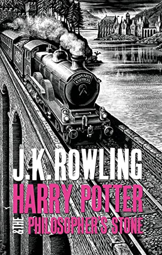 Harry Potter and the Philosophers Stone (Harry Potter 1 Adult Edition): J.K. Rowling