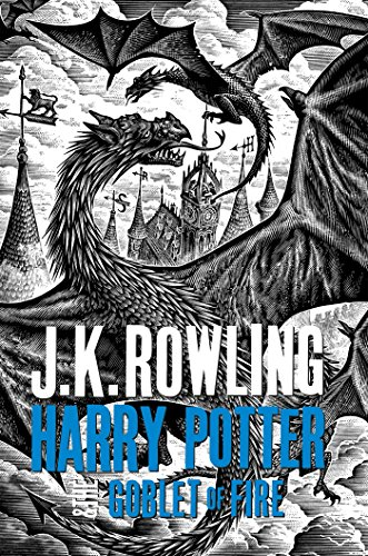 9781408865422: Harry Potter And The Goblet Of Fire - Adult Edition (Harry Potter 4 Adult Edition)
