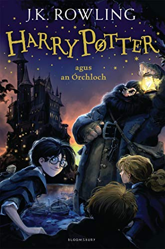 9781408866191: Harry Potter and the Philosopher's Stone (Irish) (Irish Language Edition)