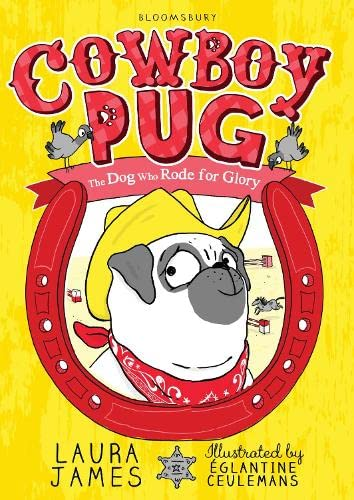 9781408866382: Cowboy Pug (The Adventures of Pug)