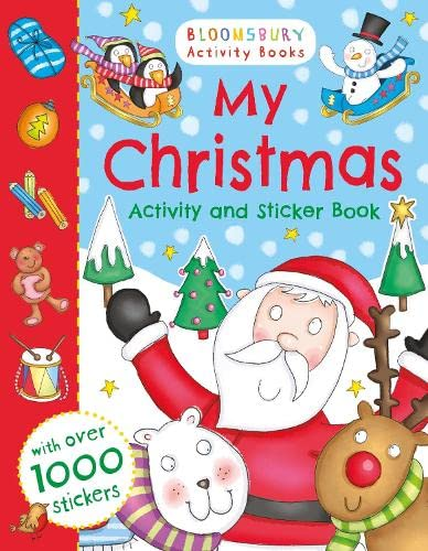 My Christmas Activity and Sticker Book (Chameleons): Na