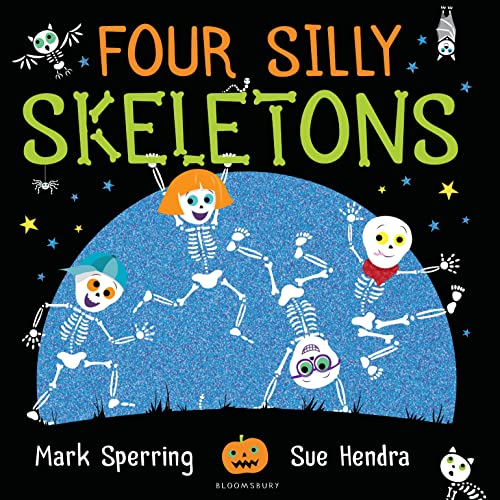 9781408867143: Four Silly Skeletons
