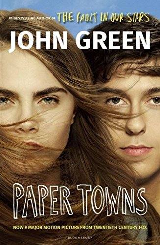 9781408867846: Paper Towns. Film Tie-In