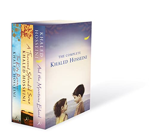 9781408868195: The Complete Khaled Hosseini Box Set