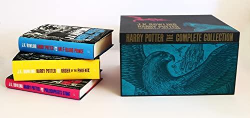 9781408868379: Harry Potter Adult Hardback Box Set