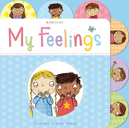 9781408869048: My Feelings (Tabbed Board Books)