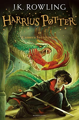 9781408869116: Harry Potter and the Chamber of Secrets (Latin) (English and Latin Edition)