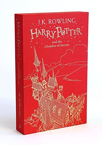 9781408869123: Harry Potter And The Chamber Of Secrets (Gift Edition)