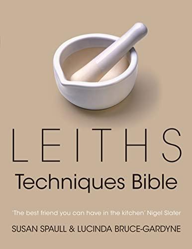 9781408869338: Leiths Techniques Bible