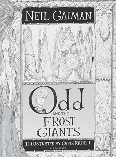 9781408870600: Odd and the Frost Giants