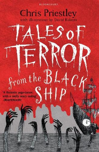 9781408871119: Tales of Terror from the Black Ship