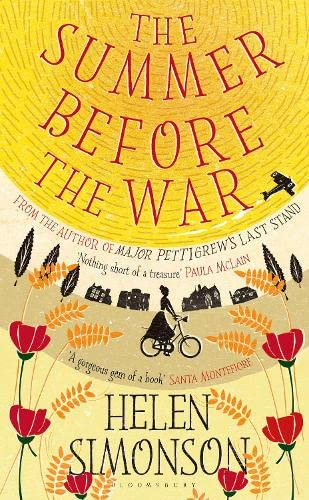 9781408872024: The Summer Before the War