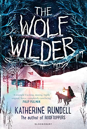 9781408872352: The Wolf Wilder (Export Pb)