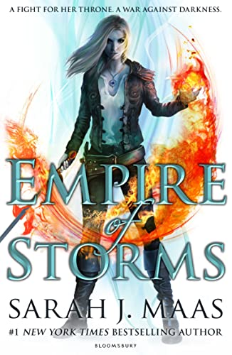9781408872895: Empire of Storms