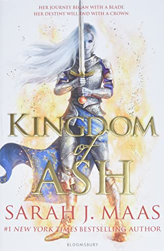 9781408872918: Kingdom of Ash: INTERNATIONAL BESTSELLER: 6
