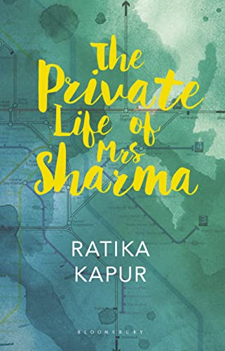9781408873649: The Private Life of Mrs Sharma