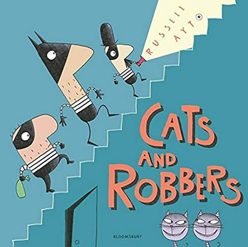 9781408876503: Cats and Robbers
