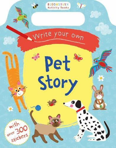Write Your Own Pet Story (Paperback)