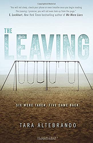 9781408877807: The Leaving