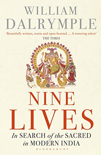 9781408878194: Nine Lives: In Search of the Sacred in Modern India