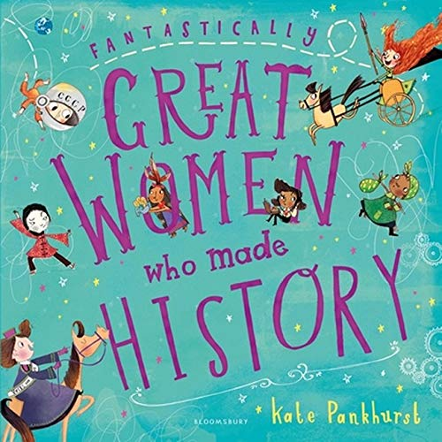 9781408878903: Fantastically Great Women Who Made History