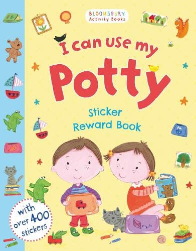 9781408879061: I Can Use My Potty Sticker Reward Book (Bloomsbury Activity Book)