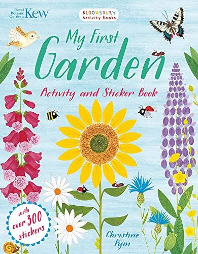 9781408879283: Kew My First Garden Activity and Sticker Book