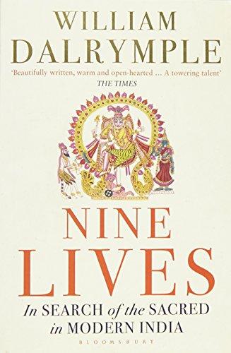 9781408879818: Nine Lives In Search Of The Sacred [Paperback] [Jan 01, 2015] NA [Paperback] [Jan 01, 2017] NA