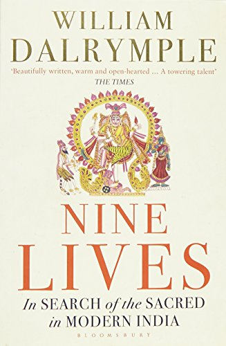 9781408879818: Nine Lives In Search Of The Sacred [Paperback] [Jan 01, 2015] NA