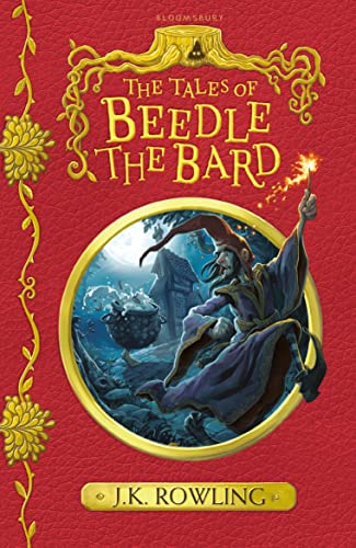 9781408880722: The Tales of Beedle the Bard: Large Print Dyslexia Edition
