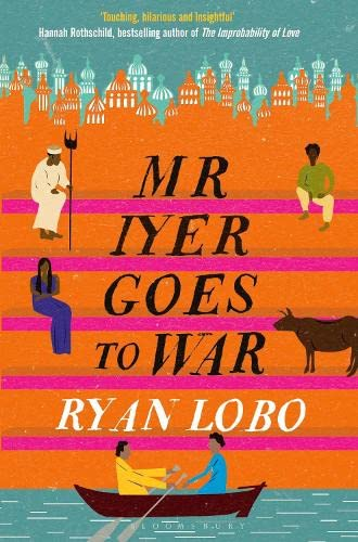 9781408881590: MR Iyer Goes to War