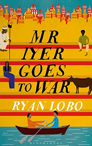 9781408881644: Mr Iyer Goes to War
