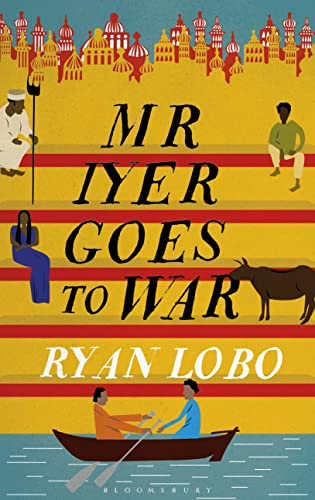 9781408881651: Mr Iyer Goes To War