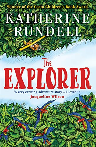 9781408882191: The Explorer